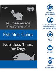 FISH SKIN CUBES